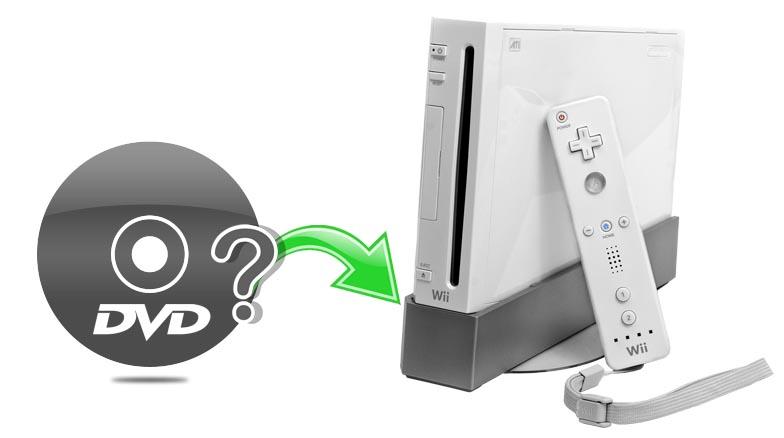 Wii Dvd