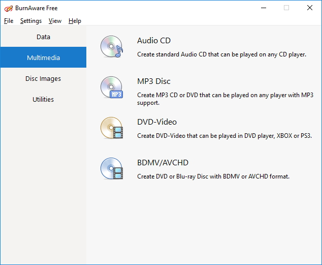 Top 5 Recommended Free ImgBurn Alternatives for DVD Burning