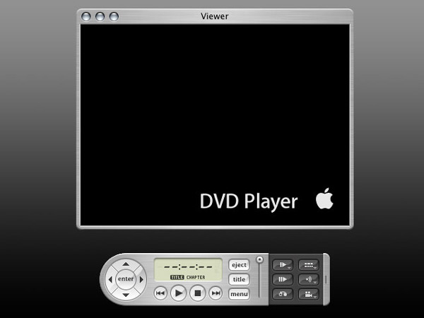 apple dvd player for mac