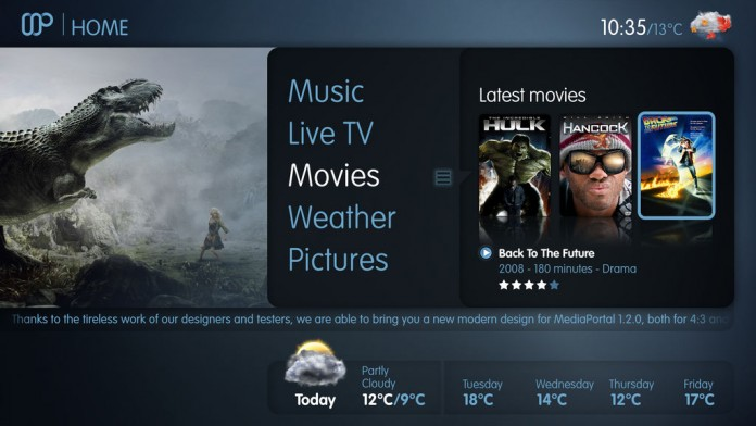 Top 10 Alternatives to Plex Media Server