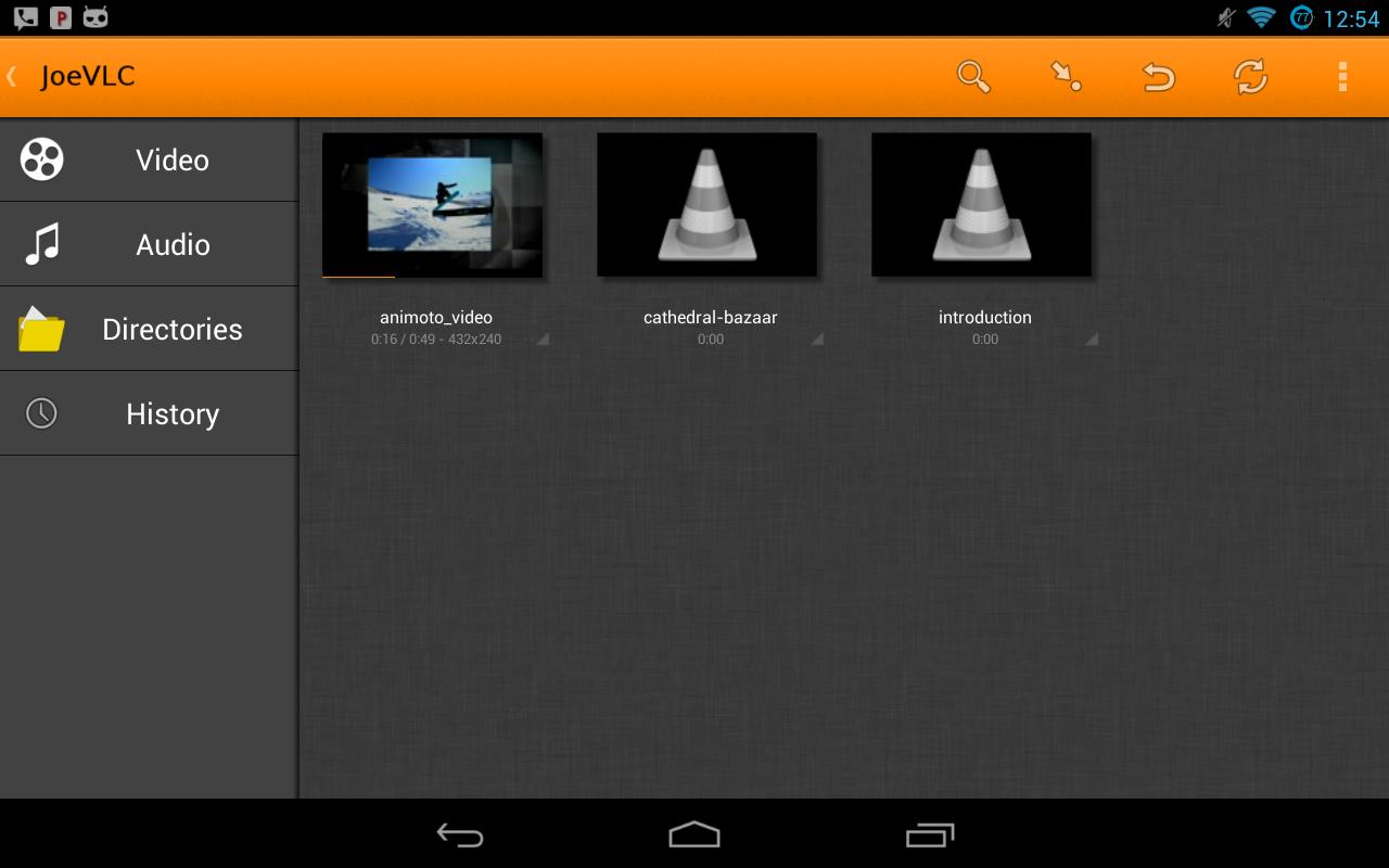 video player для android