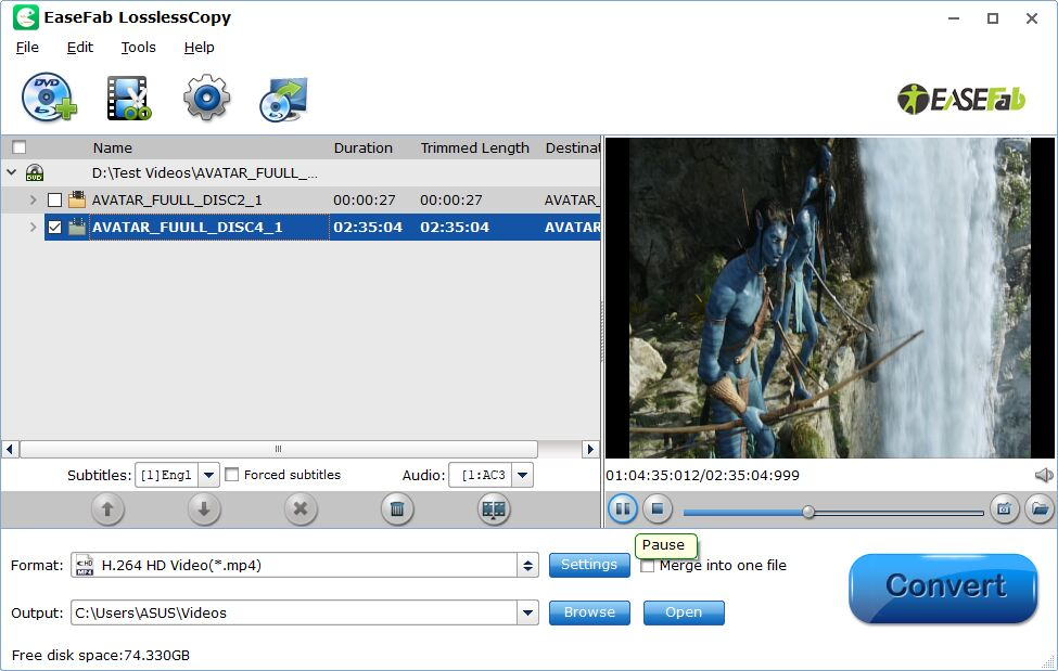 DVD to SRT - How to Extract and Rip DVD Subtitles to SRT Format