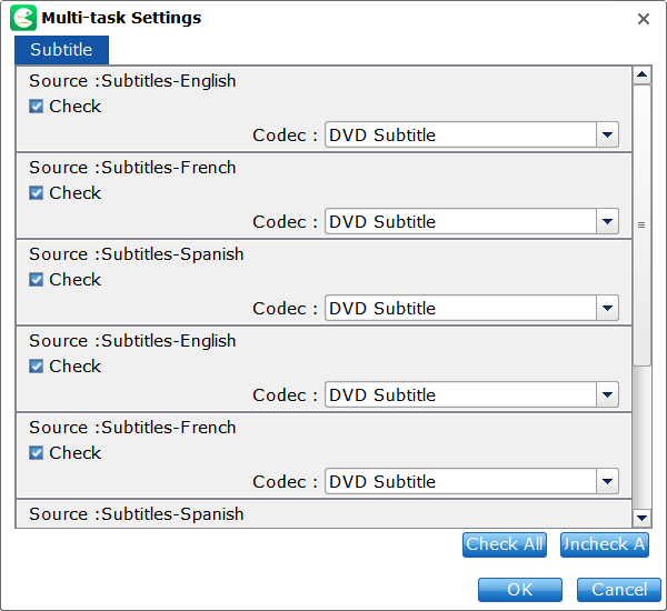 How to extract subtitles from a Blu-ray to SRT file quickly and easily