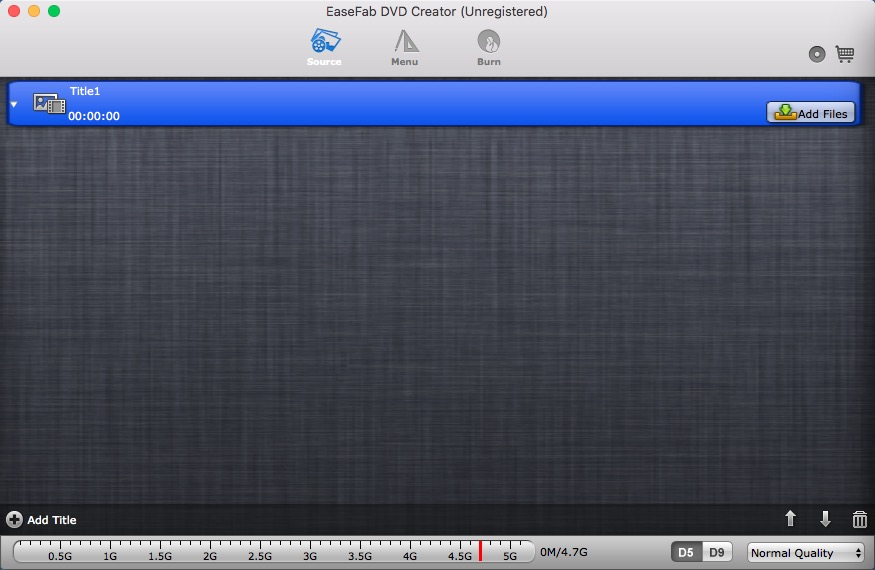 EaseFab DVD Creator for Mac: Easily Create Your Own DVDs ...