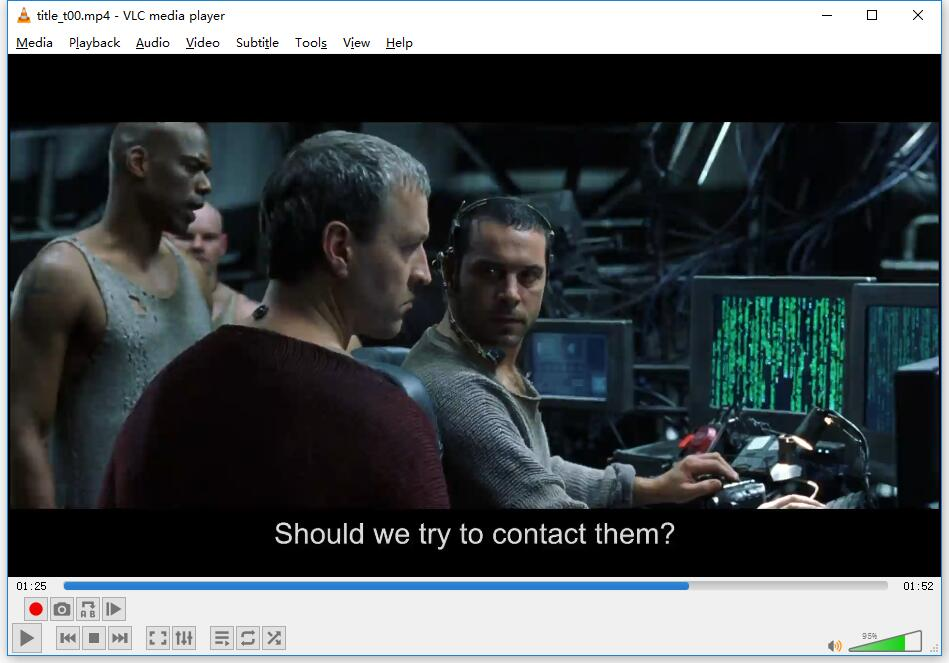 Remove Hardcoded Subtitles From Mkv
