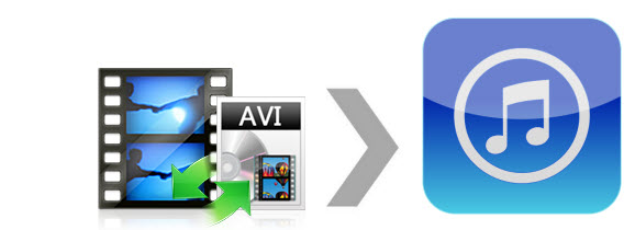 how to put avi files on itunes