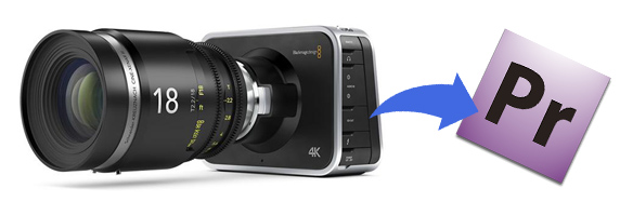 Editing Blackmagic Production Camera 4K footage in Premiere Pro Smoothly