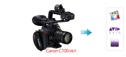 How to Import Canon C100 Mark II Footage to FCP, Premiere and Avid