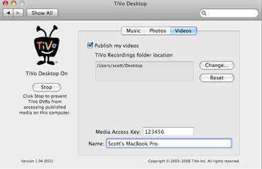 Tivo hd downloads.