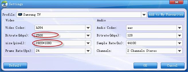 What If Samsung TV Won't Play MKV files Through USB Drive