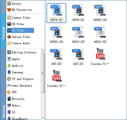 3D Video Converter - Best Tool to Convert 2D to 3D Video on Mac/Windows