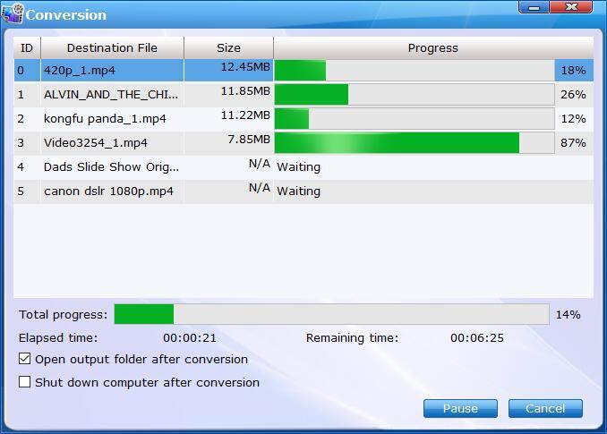 Compress Conversion