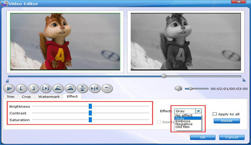 EaseFab Video Converter for Windows