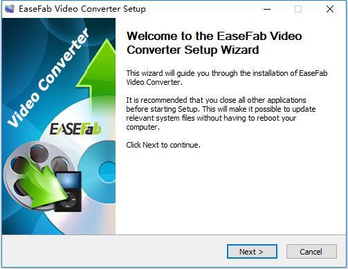 EaseFab Video Converter User Guide